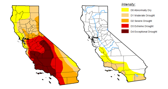 Drought in the United States: Causes and Current Understanding ...