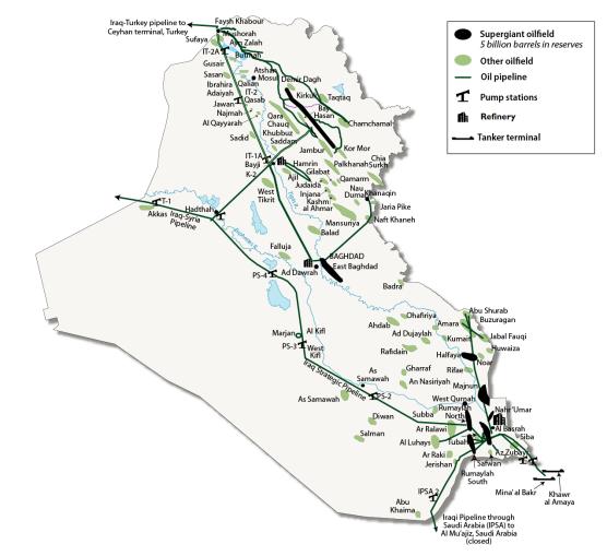 Iraq: Background and U.S. Policy - EveryCRSReport.com