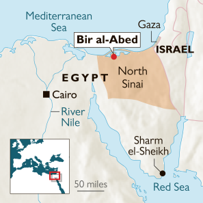 Egypt: Terrorist Attack in the Sinai Peninsula - EveryCRSReport com