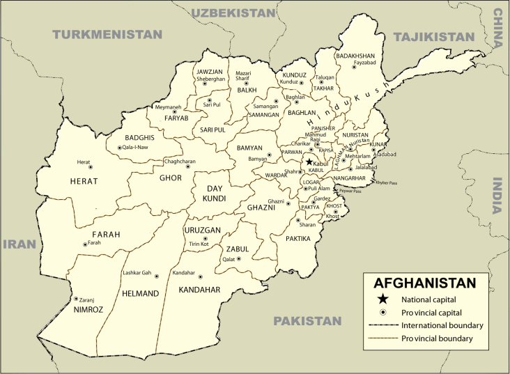 Afghanistan: Post-Taliban Governance, Security, and US Policy