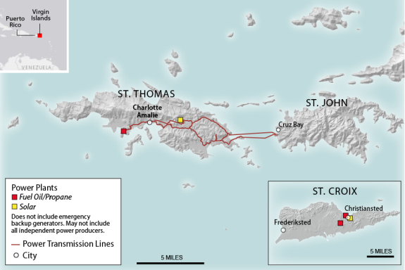 Virgin Islands Water and Power Authority