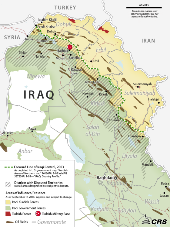 Iraq: Issues in the 115th Congress - EveryCRSReport com