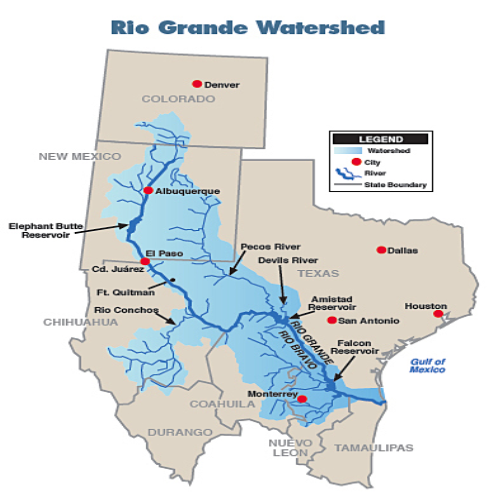 Sharing the Colorado River and the Rio Grande: Cooperation ...