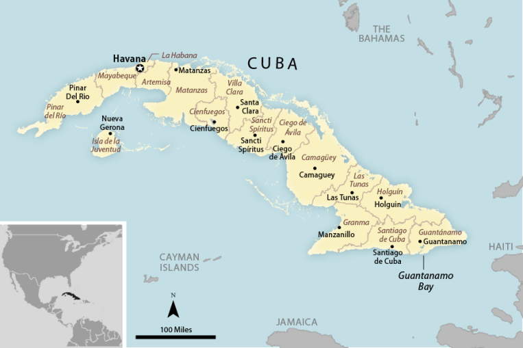 Cuba: U S  Policy in the 115th Congress - EveryCRSReport com