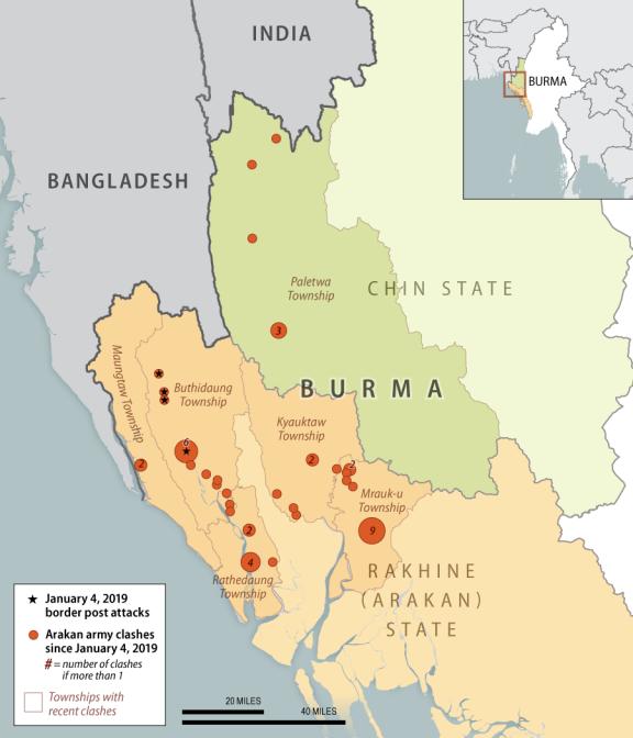 New Crisis Brewing in Burma's Rakhine State