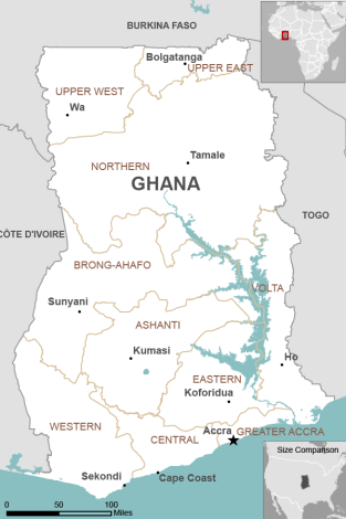 Ghana: Current Issues and U S  Relations in Brief