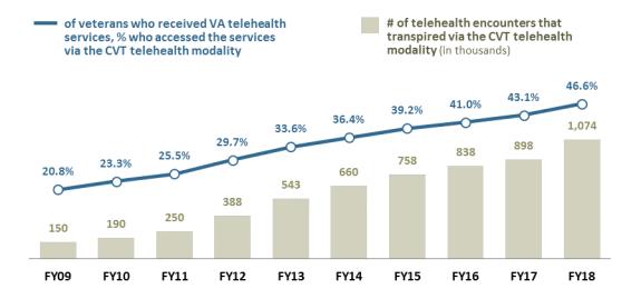 VA Telehealth Services