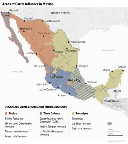 Mexico: Organized Crime and Drug Trafficking Organizations