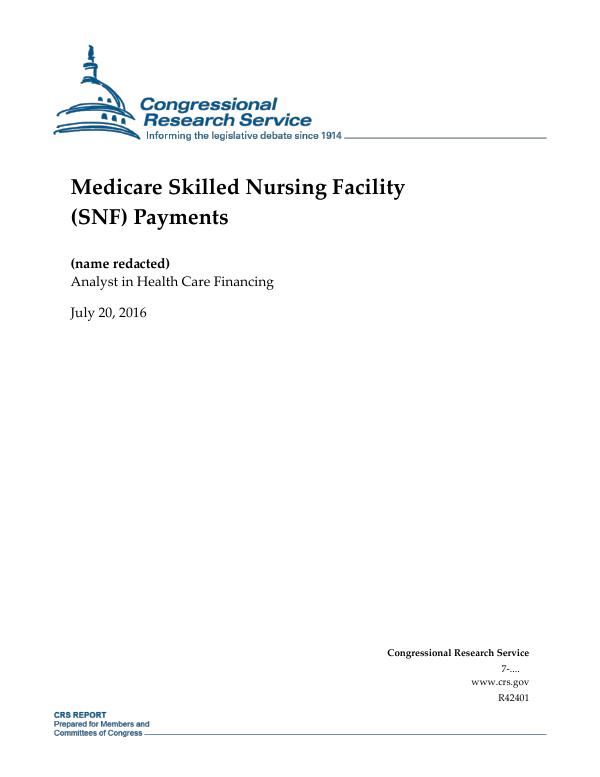 Fabulous Medicare Skilled Nursing Facility Snf Payments Beutiful Home Inspiration Truamahrainfo