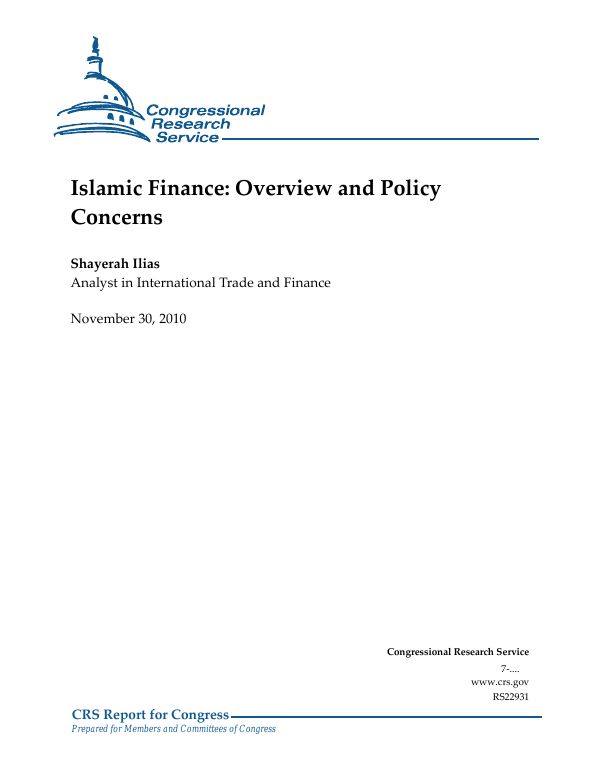 the economics of islamic finance and securitization jobst andreas